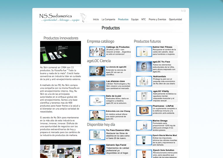 NSSud_Products