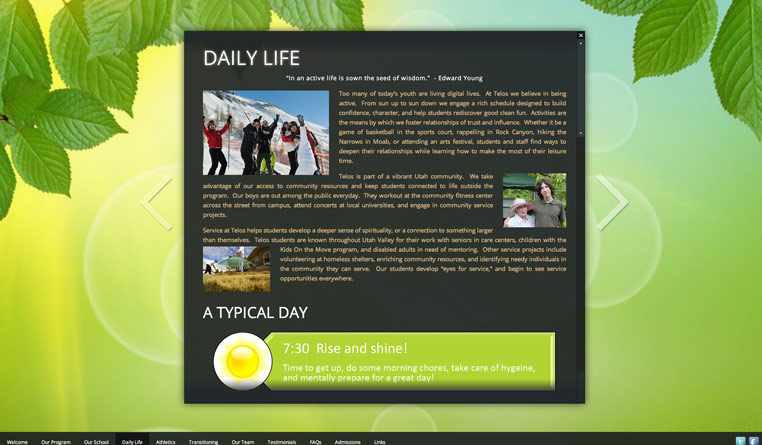 Telos_DailyLife