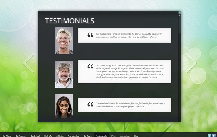 Telos_testimonials